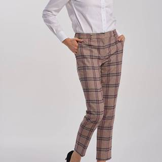 Kalhoty  D1. Washable Str Wool Tapered Pant