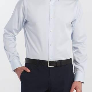 Košile  Stretch Plain Sateen Slim Town