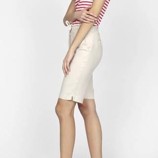 Šortky Gant O2. Linen Shorts