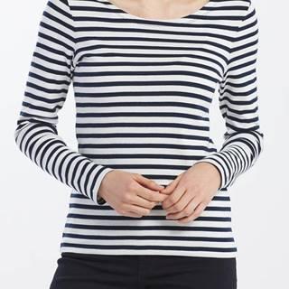 Tričko Gant 1X1 Rib Ls T-Shirt