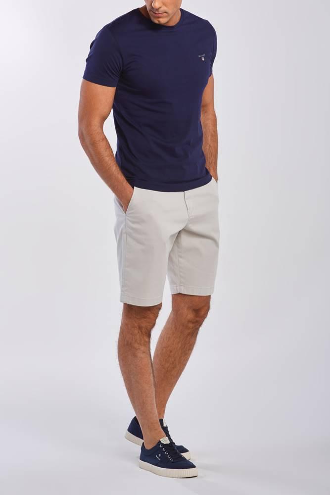 gant Šortky  D1. Relaxed Twill Shorts