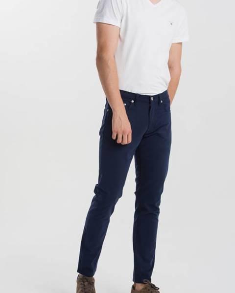 Modré kalhoty gant