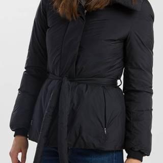 Bunda Gant O1. Padded Belted Jacket