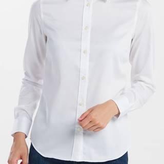 Košile Gant O1. Fine Sateen Shirt