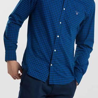 Košile Gant O1. Winter Twill Buffalo Che Reg Bd