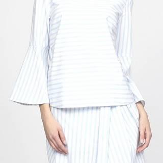 Košile Gant O2. Broadcloth Striped Blouse