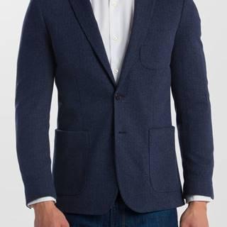 Sako Gant O1. Herringbone Jersey Blazer