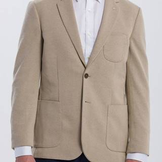 Sako  O1. The Cotton Pique Suit Jkt