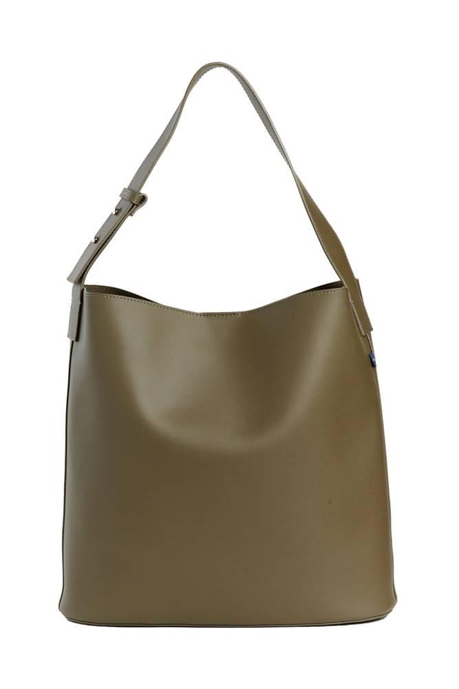 gant Kabelka  D1.Leather Bucket Bag