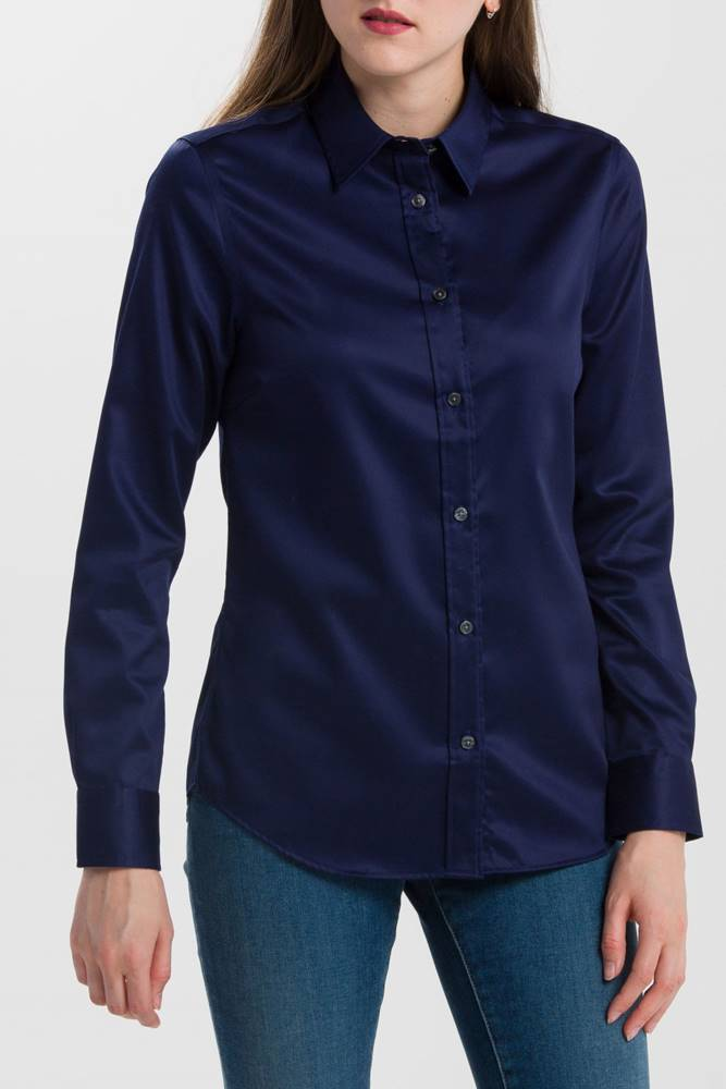 gant Košile Gant O1. Fine Sateen Shirt