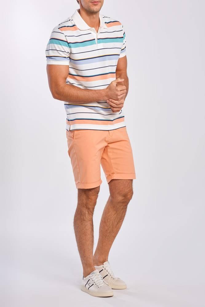 gant Šortky  D2. Regular Sunfaded Shorts