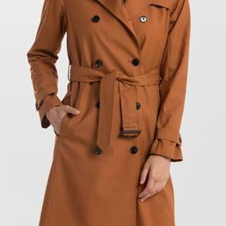 Kabát Gant G1. Technical Wool Trench