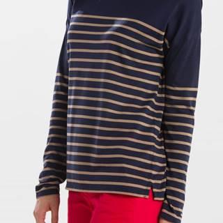 Tričko Gant O1. Light Weight Striped Top