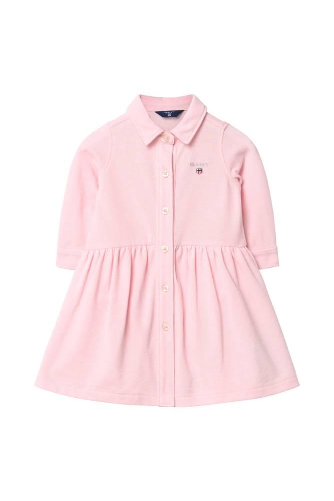 gant Šaty Gant My First Oxford Shirt Dress