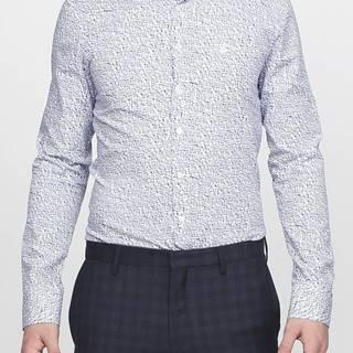 Košile Gant O1. Hazy Flower Print Reg Town