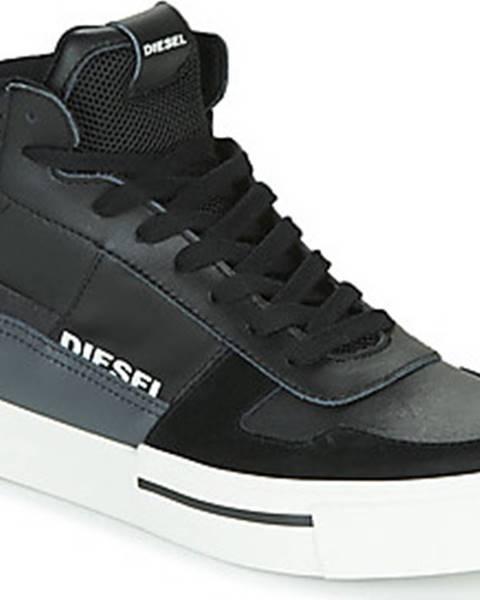 Černé tenisky Diesel