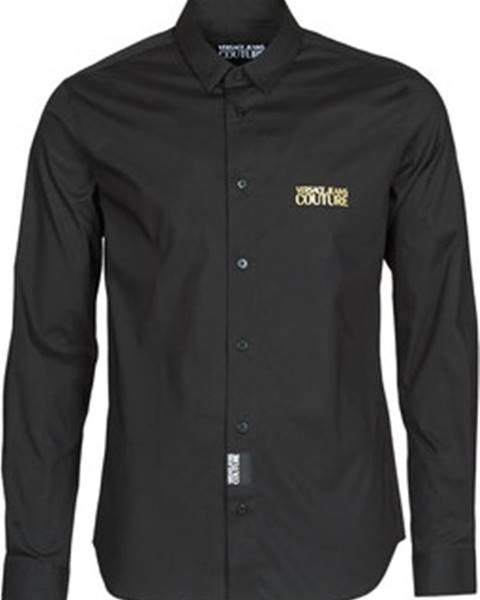 Černá košile Versace Jeans Couture