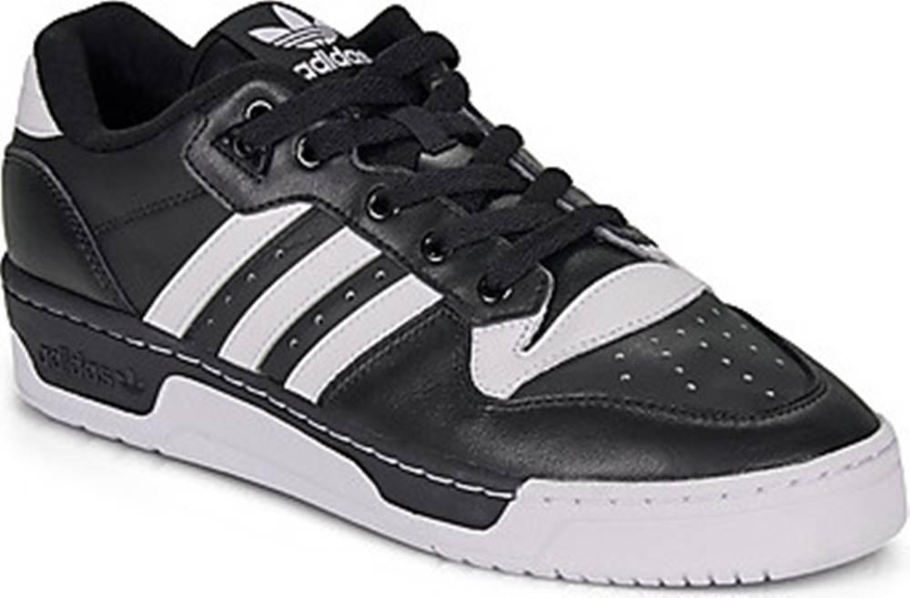 adidas adidas Tenisky RIVALRY LOW Černá
