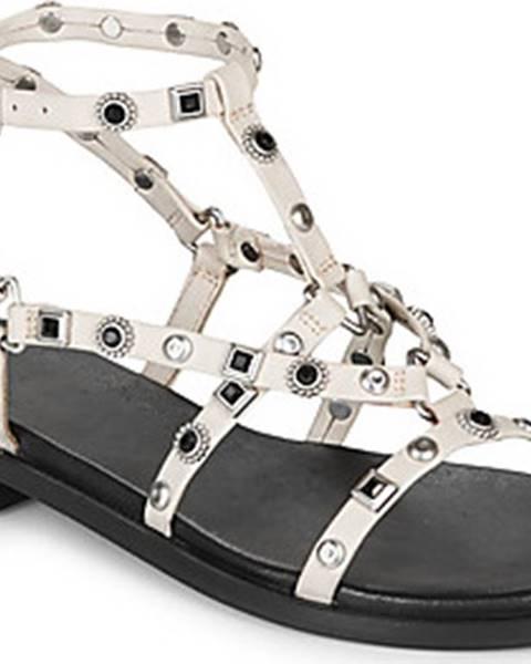 Bílé sandály Bronx