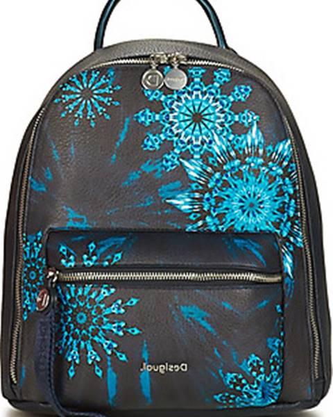 Modrý batoh desigual