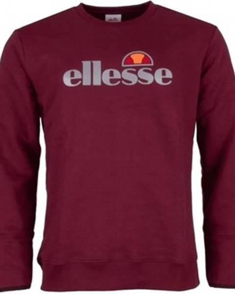 Červená mikina Ellesse