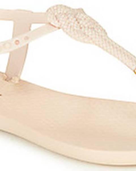 Béžové sandály ipanema