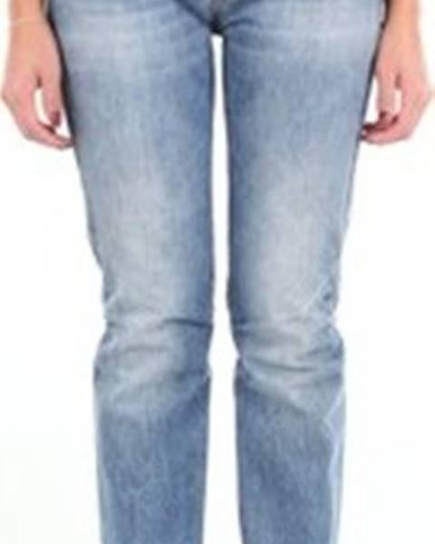 Modré kalhoty R13