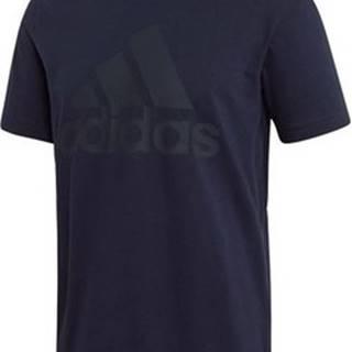 adidas Trička s krátkým rukávem MH Bos Tee Černá