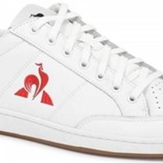 Le Coq Sportif Trička s krátkým rukávem - Bílá