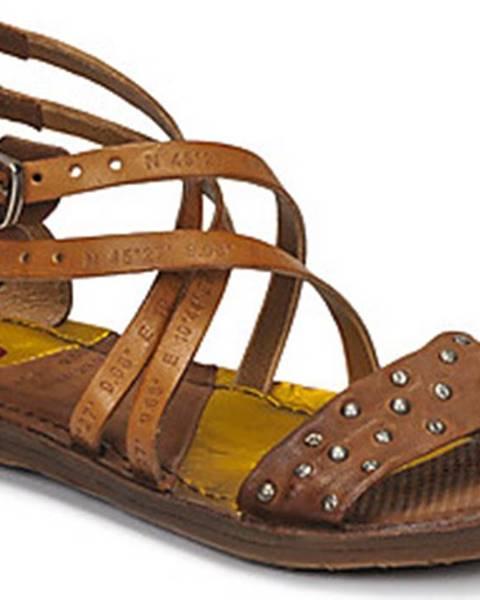 Hnědé sandály Airstep / A.S.98
