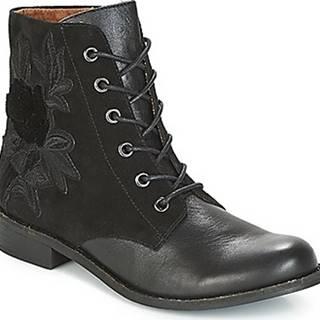 Karston Kotníkové boty ACAMI Černá