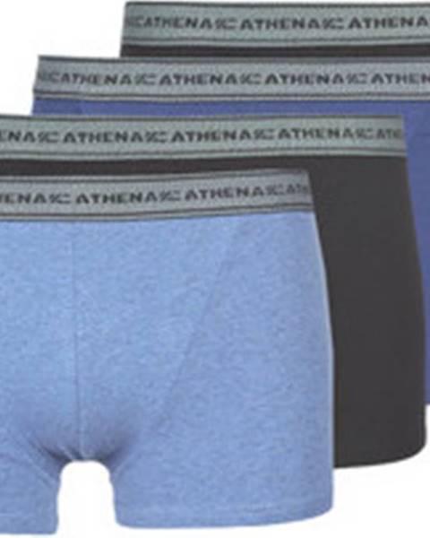 Modré spodní prádlo ATHENA