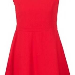 Betty London Krátké šaty JADE Červená