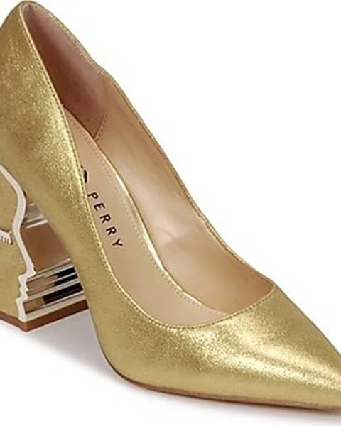 Zlaté boty Katy Perry