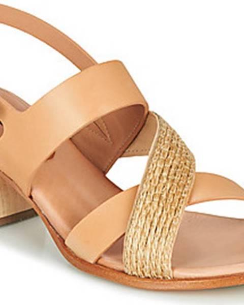 Béžové sandály Neosens