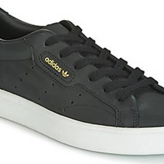 adidas Tenisky SLEEK W Černá
