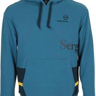 Sergio Tacchini Mikiny Furore Sweater Modrá