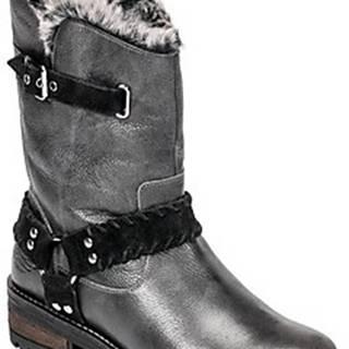 Superdry Kotníkové boty TEMPTER BOOT