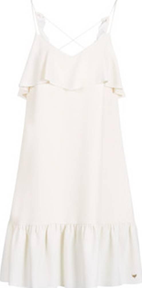 Les Petites Bombes Les Petites Bombes Krátké šaty AZITARBE Bílá