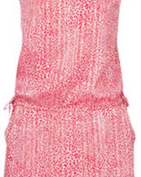 Růžové šaty Ikks
