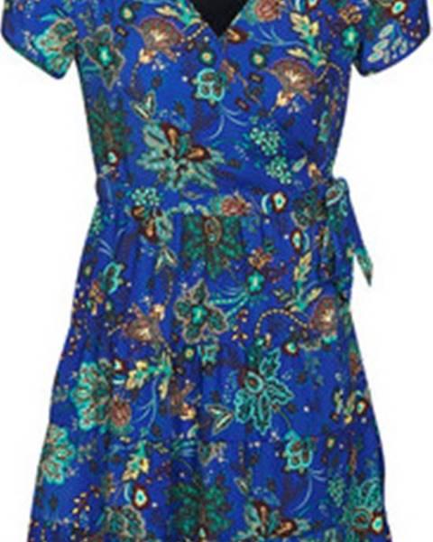 Modré šaty One Step