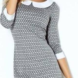 Numoco Krátké šaty Dámské šaty 111-2 ruznobarevne
