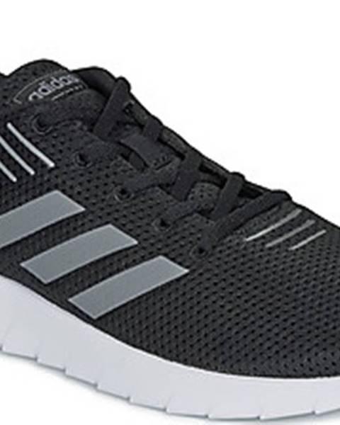 Černé boty adidas