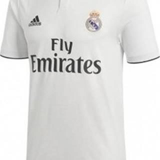 adidas Trička s krátkým rukávem Real Madryt Home Bílá