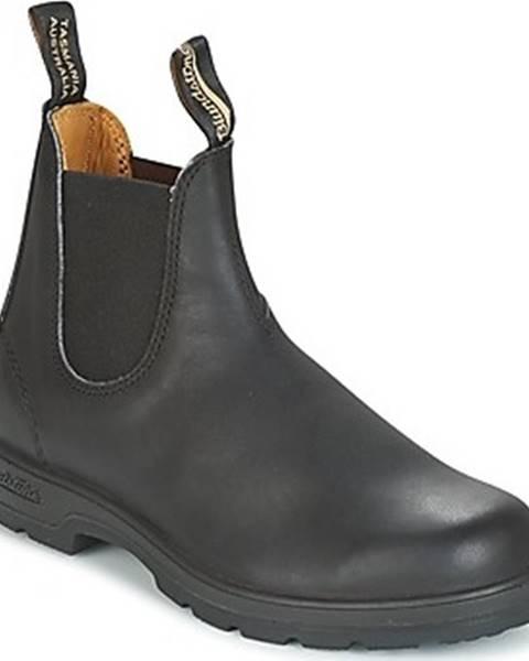 Černé boty Blundstone