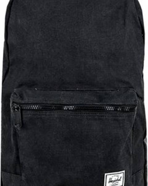 Černý batoh Herschel