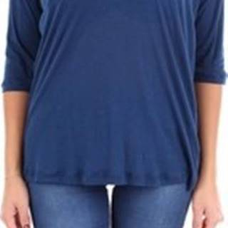 Alysi Trička s dlouhými rukávy 109435P9251 Modrá