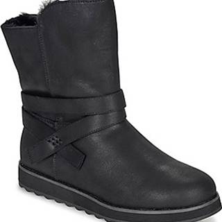 Skechers Kotníkové boty KEEPSAKES 2.0 Černá