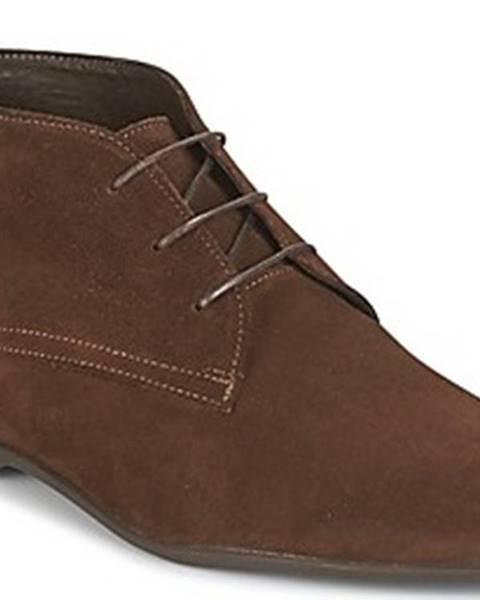 Hnědé boty Carlington