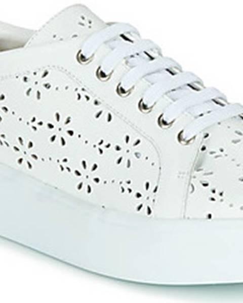 Bílé tenisky Cristofoli